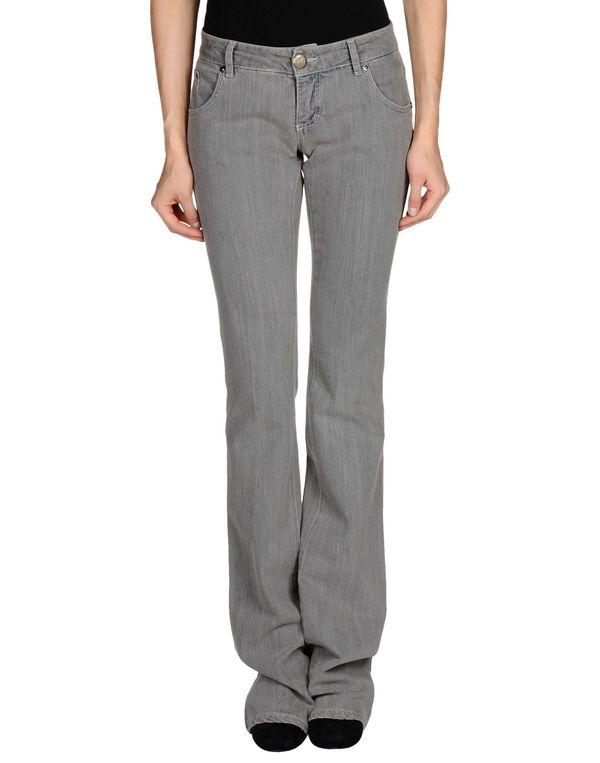 灰色 PINKO 牛仔裤