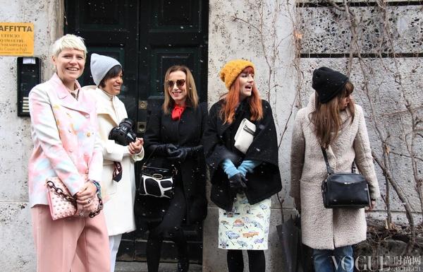 米兰时装周街拍日记Day3