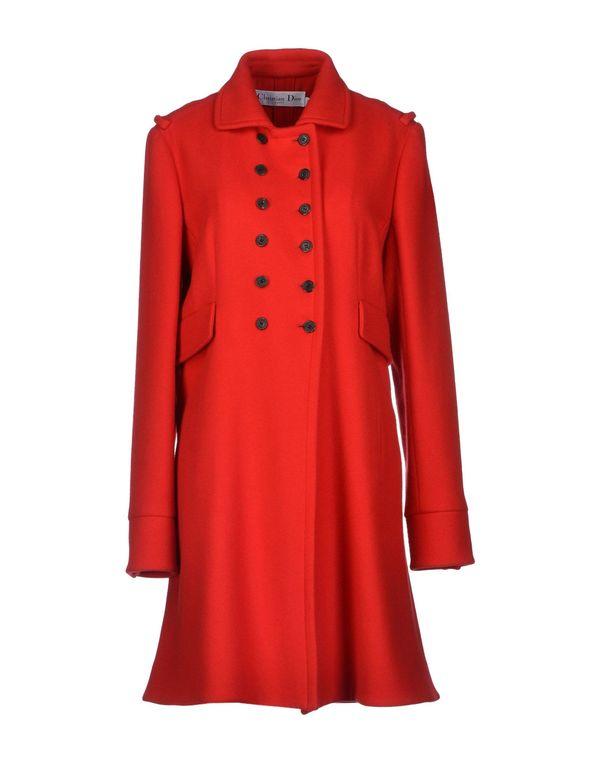 迪奥红色礼服手绘图