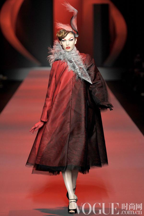 Dior2011春夏时装秀