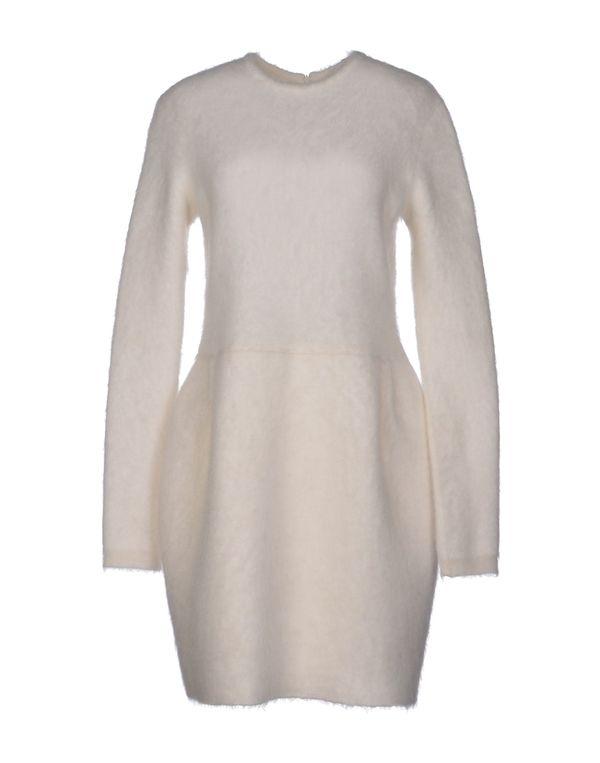 象牙白 VALENTINO 短款连衣裙