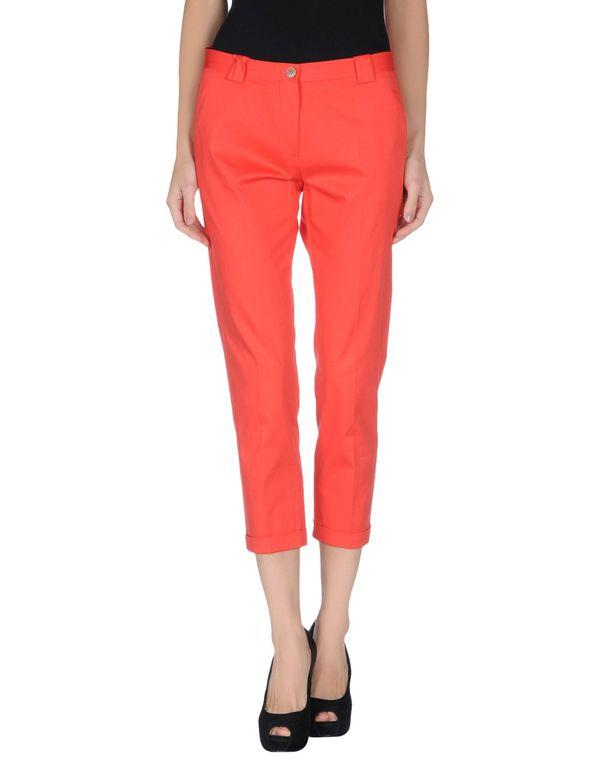 红色 MAURO GRIFONI 裤装