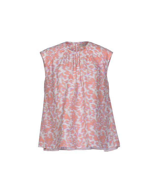 鲑鱼粉 BALENCIAGA 女士衬衫