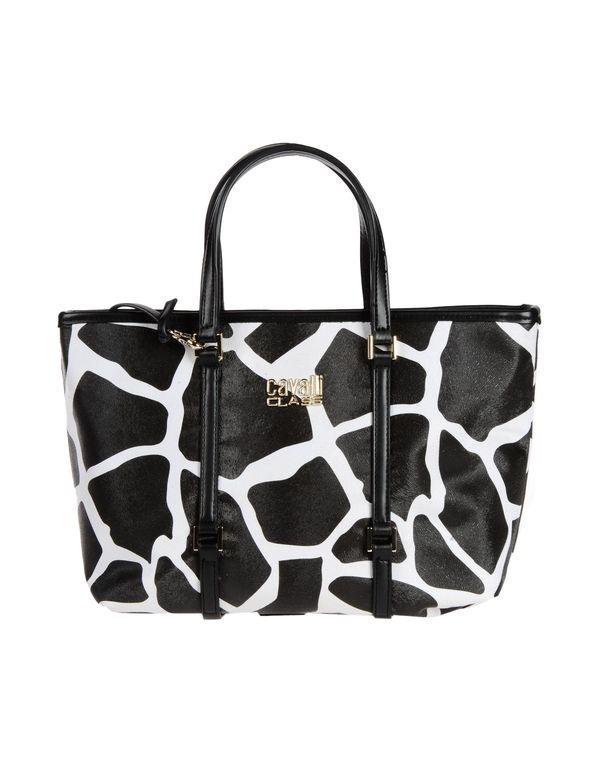 黑色 CLASS ROBERTO CAVALLI Handbag