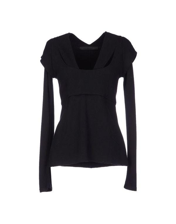 黑色 KARL LAGERFELD 套衫