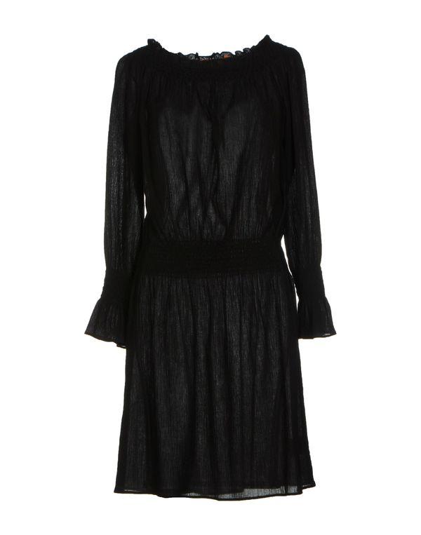 黑色 TORY BURCH 短款连衣裙