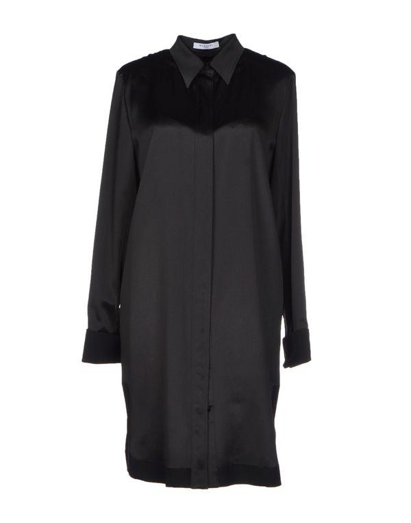 黑色 GIVENCHY 短款连衣裙