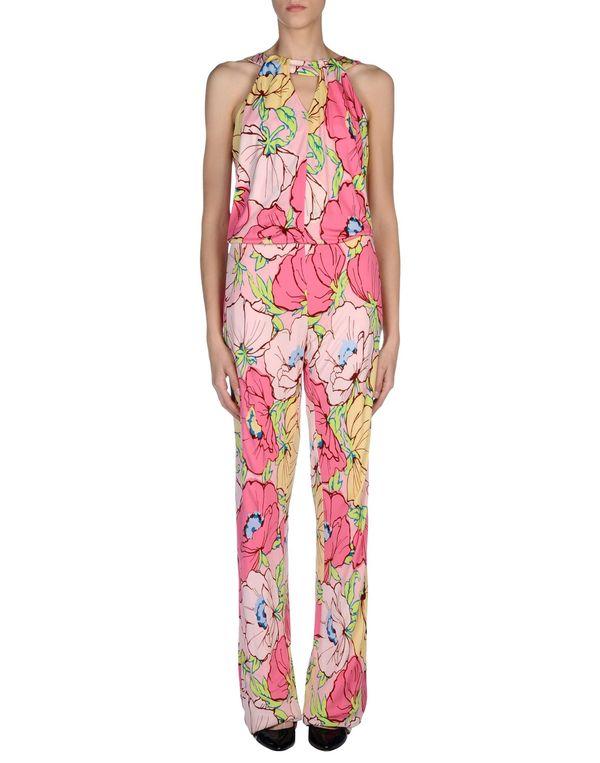 粉红色 MOSCHINO CHEAPANDCHIC 连身长裤