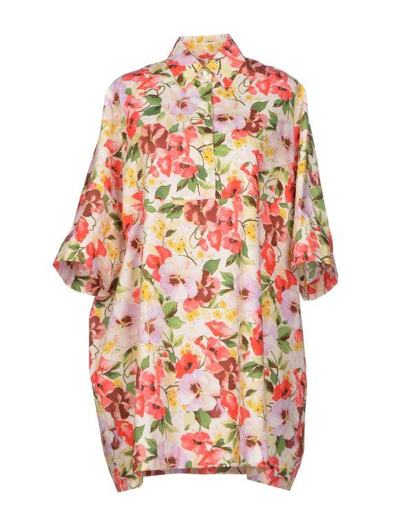 珊瑚红 ANTONIO MARRAS 短款连衣裙