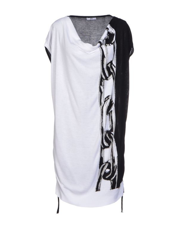 白色 ICE ICEBERG 短款连衣裙