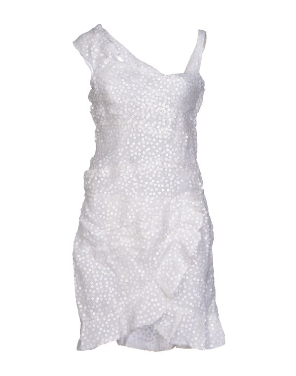 白色 ISABEL MARANT 短款连衣裙