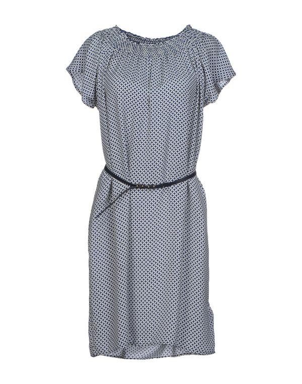 蓝色 LIU •JO JEANS 短款连衣裙