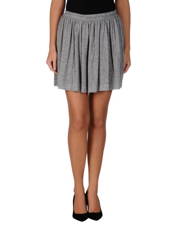 灰色 DOLCE & GABBANA 及膝半裙