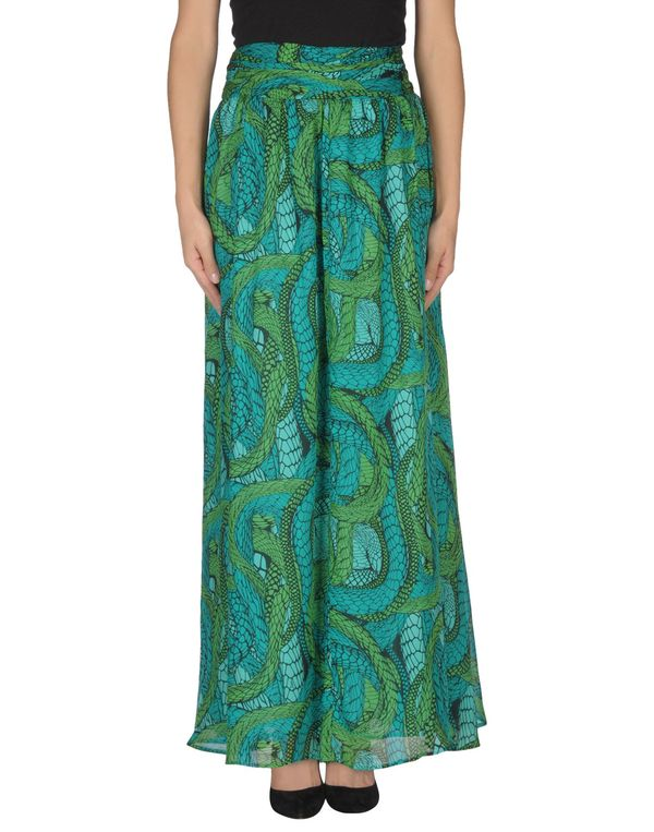 绿色 ISSA 长裙