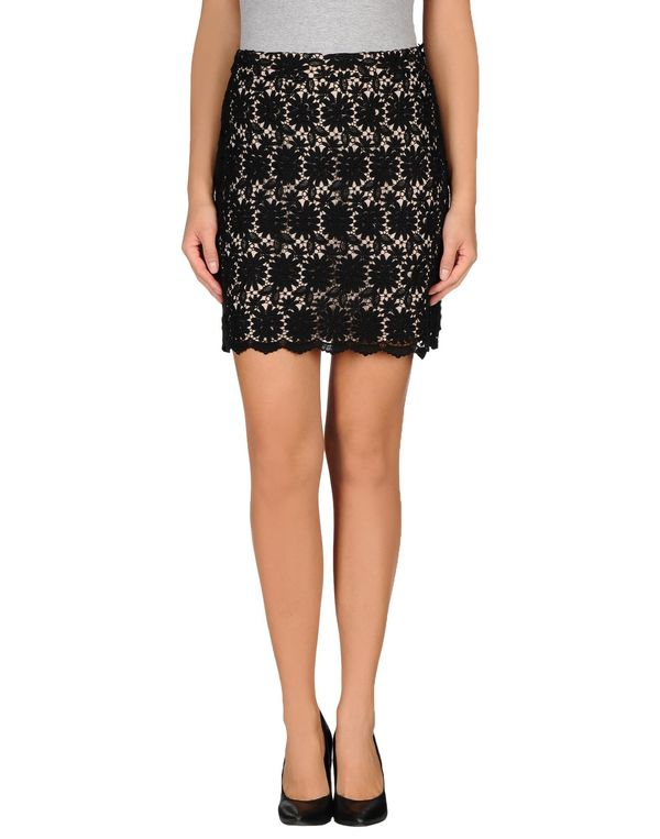 黑色 ALICE+OLIVIA 超短裙