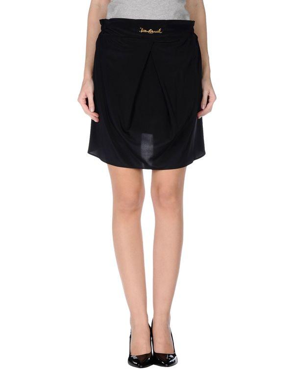 黑色 FRANKIE MORELLO 及膝半裙