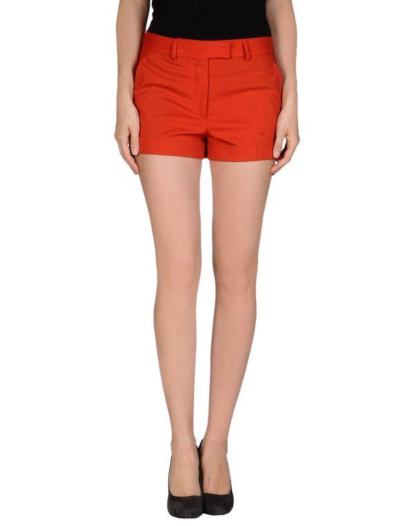 红色 JEAN PAUL GAULTIER 短裤