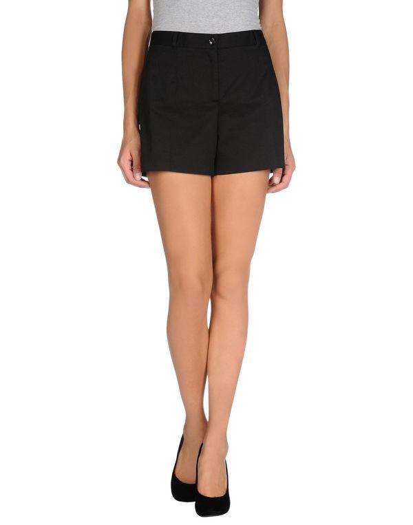 黑色 DOLCE & GABBANA 短裤
