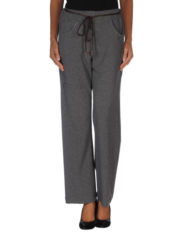 灰色 BRUNELLO CUCINELLI 裤装