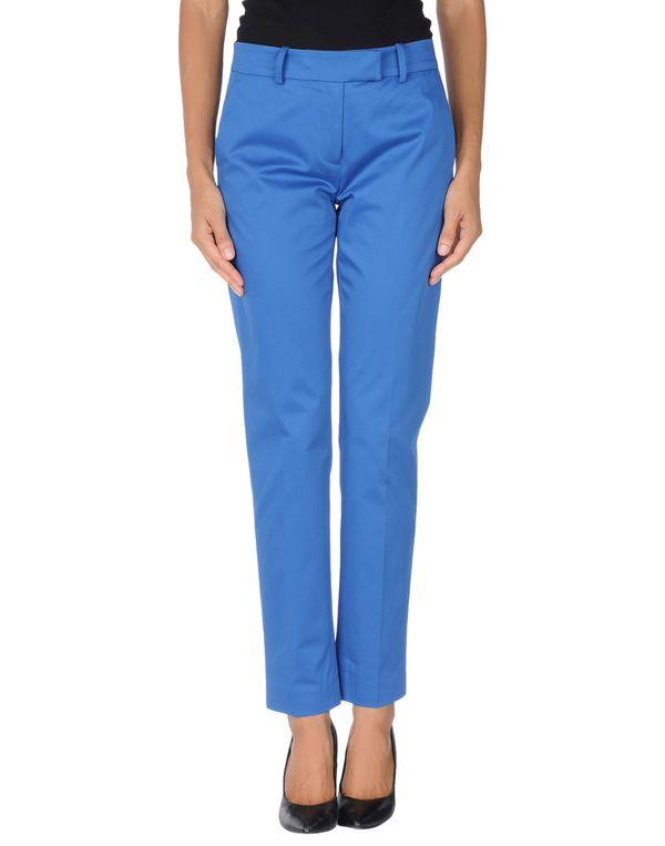蓝色 MCQ ALEXANDER MCQUEEN 裤装