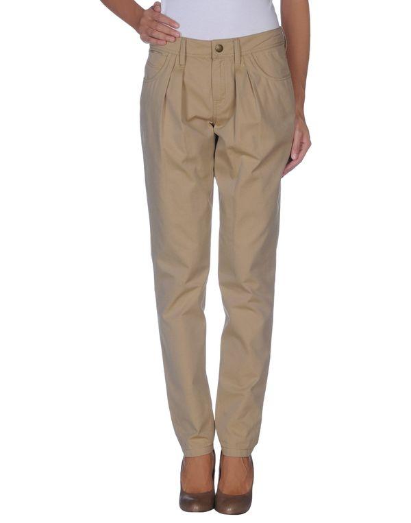 沙色 BURBERRY BRIT 裤装