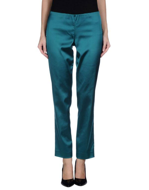 孔雀绿 P.A.R.O.S.H. 裤装