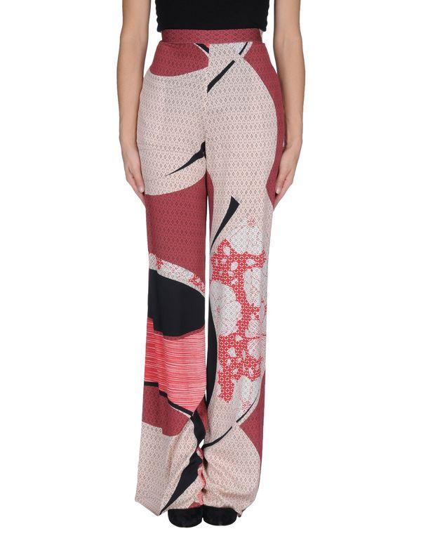 粉红色 EMILIO PUCCI 裤装