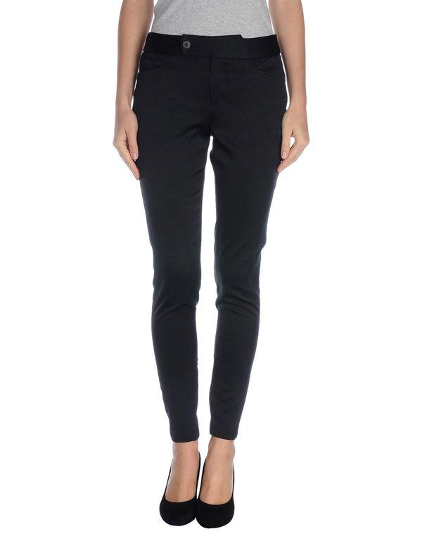 黑色 ISSEY MIYAKE 裤装