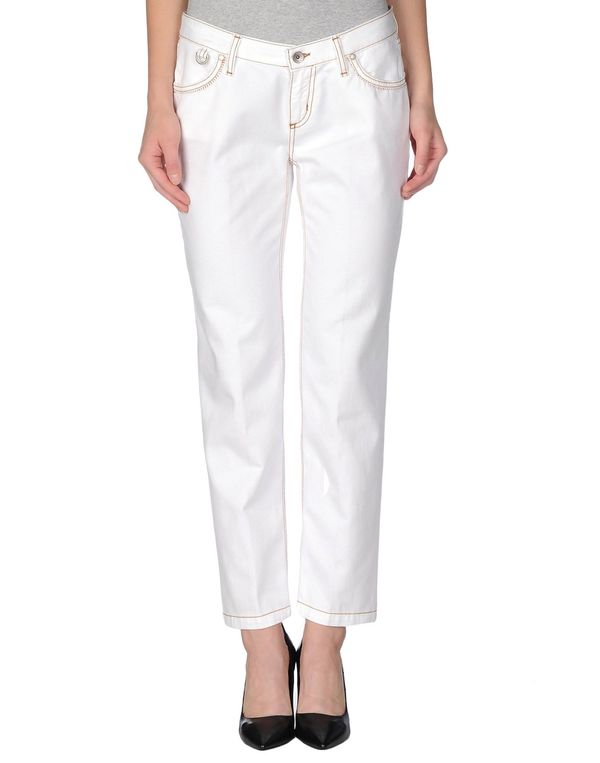 白色 SCERVINO STREET 裤装