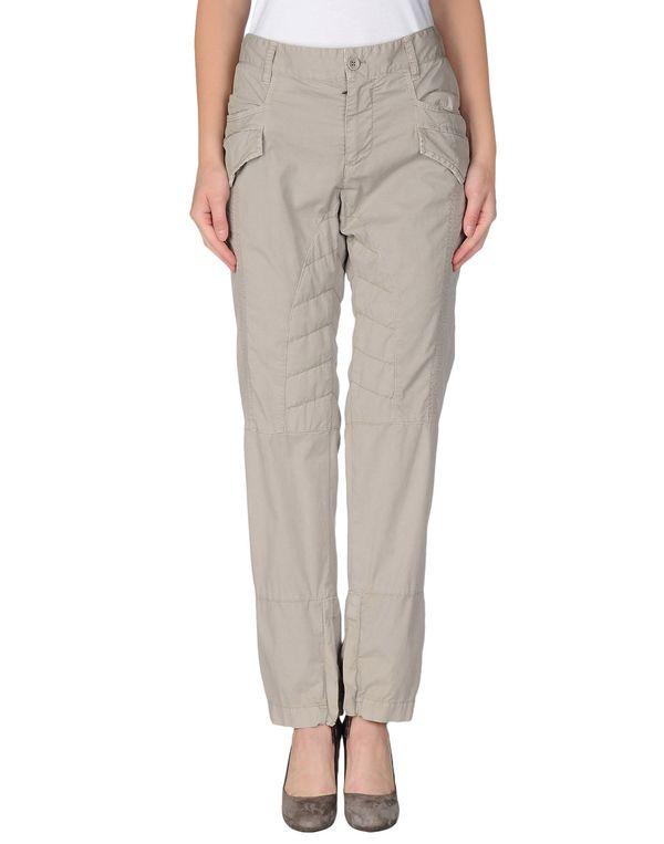 灰色 ERMANNO SCERVINO 裤装