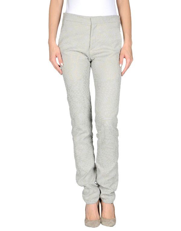 淡灰色 GARETH PUGH 裤装