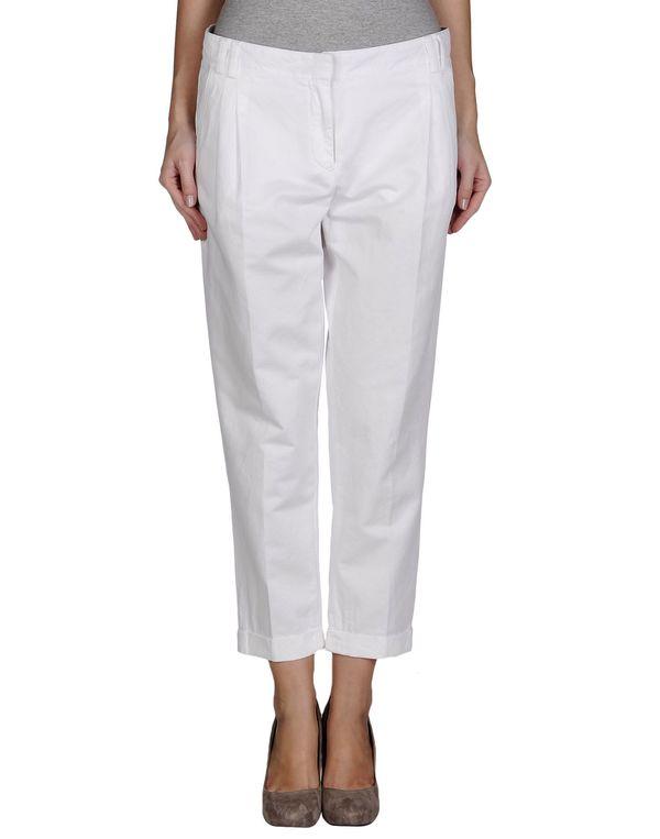 白色 PAUL SMITH 裤装