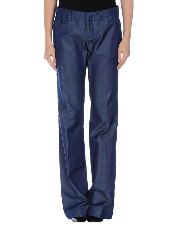 蓝色 GUCCI 裤装