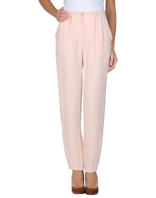 浅粉色 BALENCIAGA 裤装