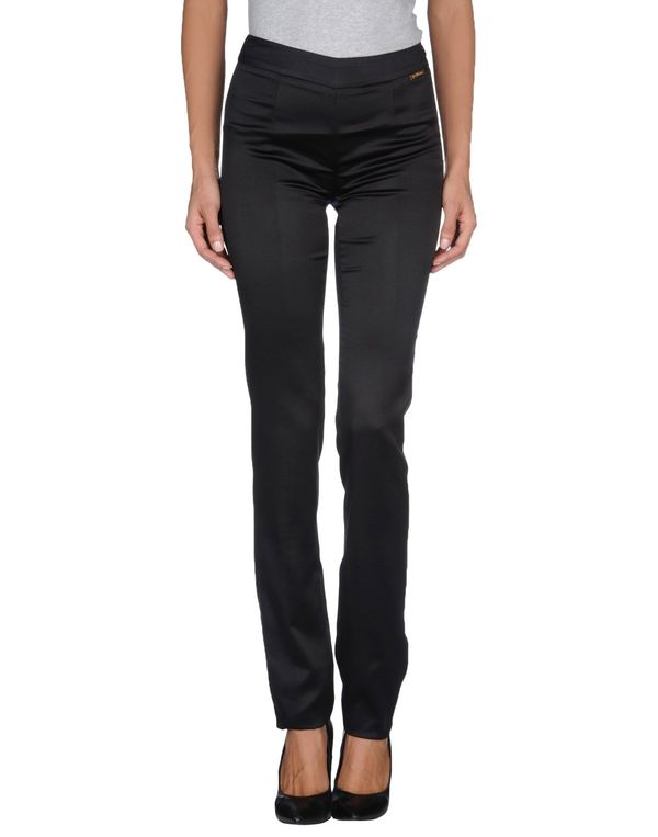 黑色 GALLIANO 裤装