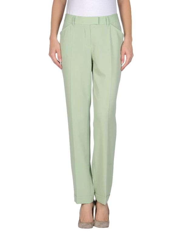 浅绿色 MOSCHINO CHEAPANDCHIC 裤装