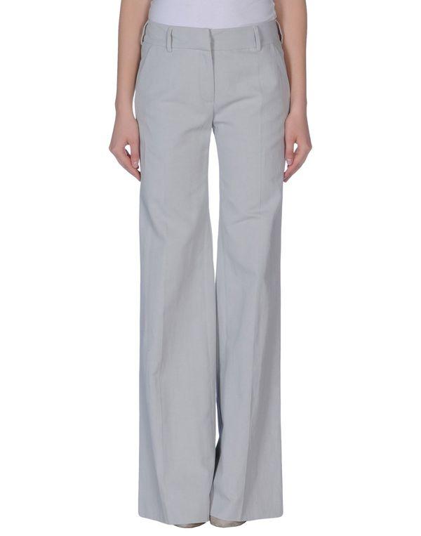 淡灰色 M MISSONI 裤装