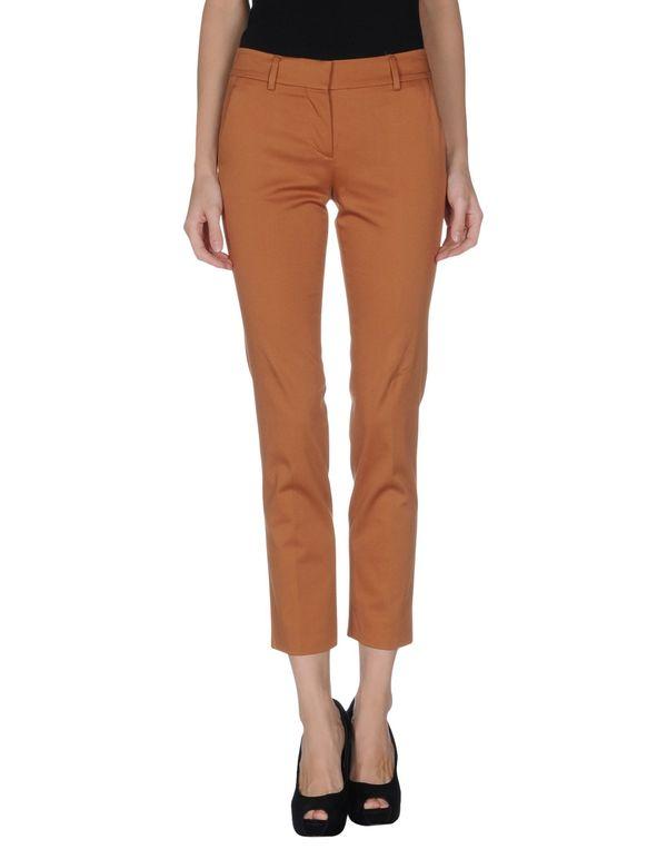 棕色 M MISSONI 裤装