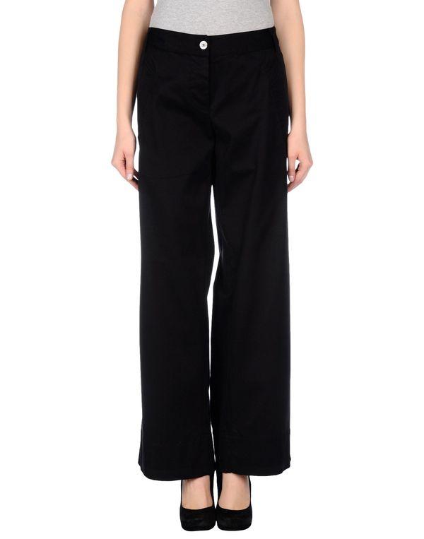 黑色 M.GRIFONI DENIM 裤装