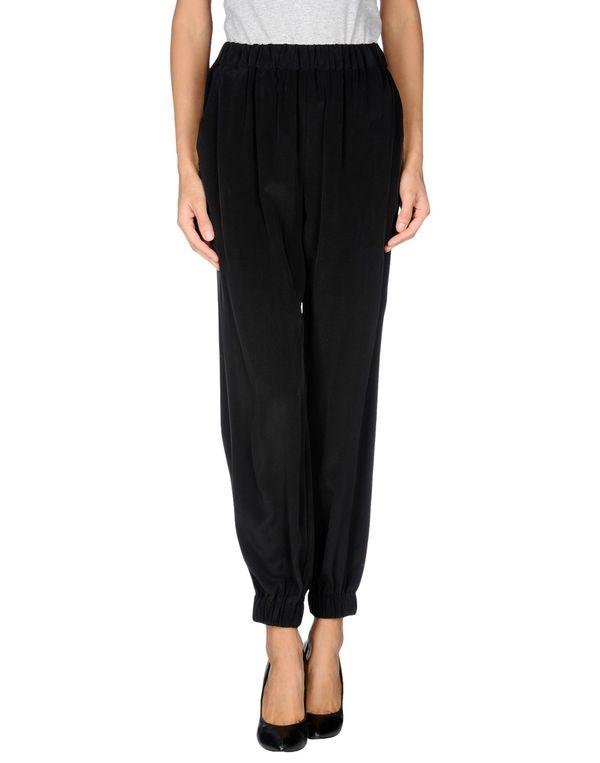 黑色 MILLY 裤装
