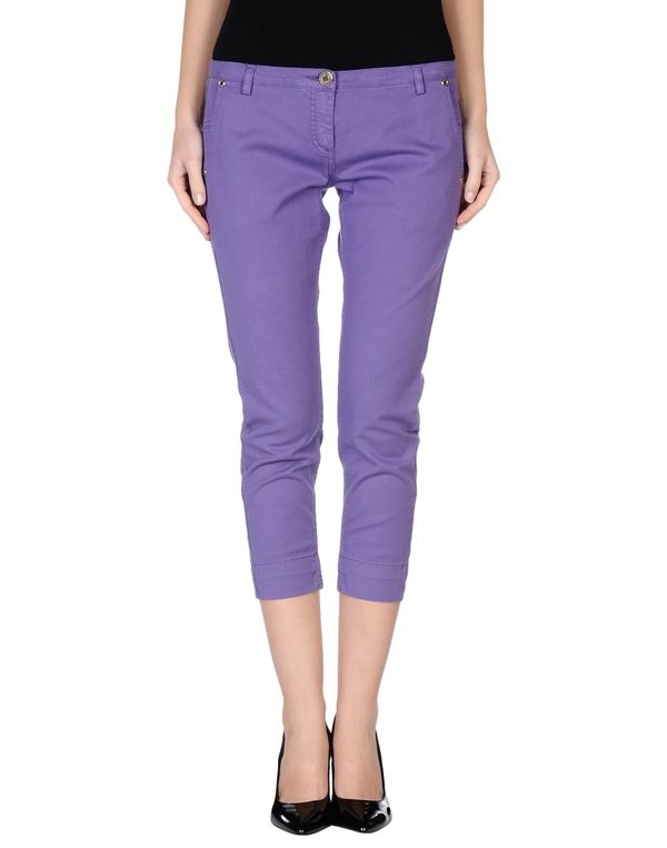 紫色 ANNARITA N. 裤装
