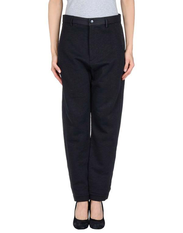 黑色 Y-3 裤装