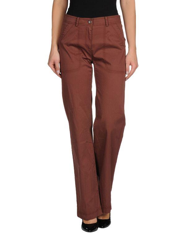 巧克力色 PATRIZIA PEPE 裤装