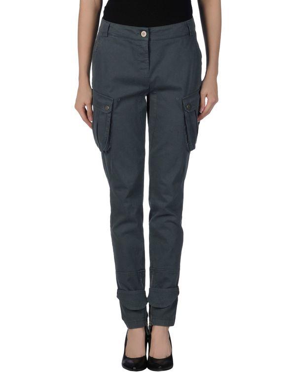灰色 SCERVINO STREET 裤装