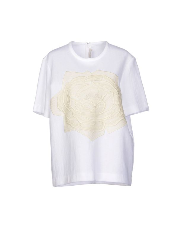 白色 STELLA MCCARTNEY T-shirt
