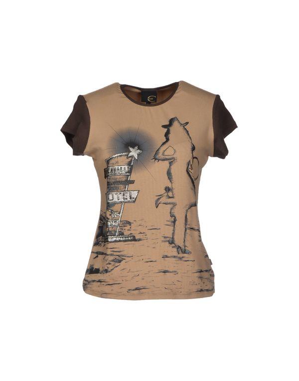米色 JUST CAVALLI T-shirt