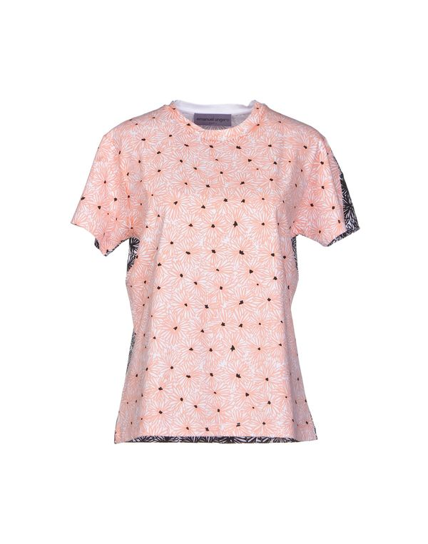 粉红色 EMANUEL UNGARO T-shirt