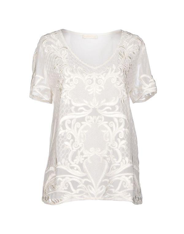 白色 SCERVINO STREET T-shirt