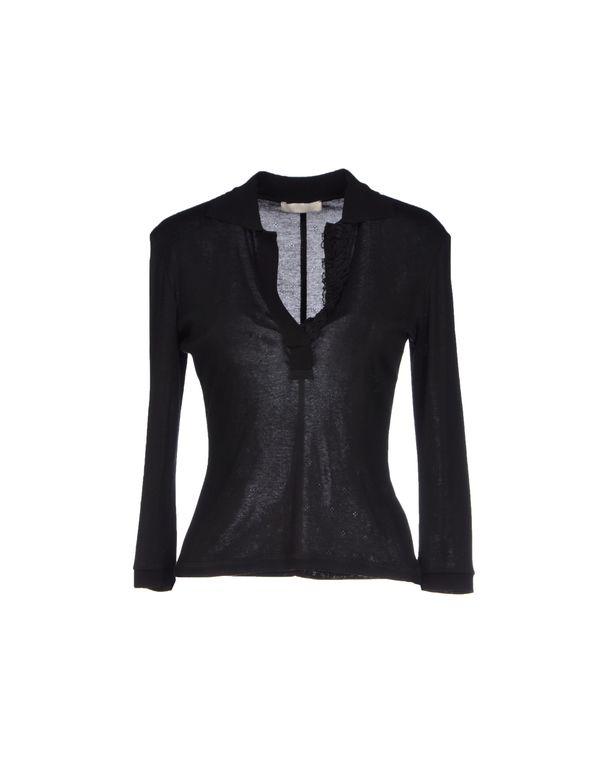 黑色 SCERVINO STREET Polo衫