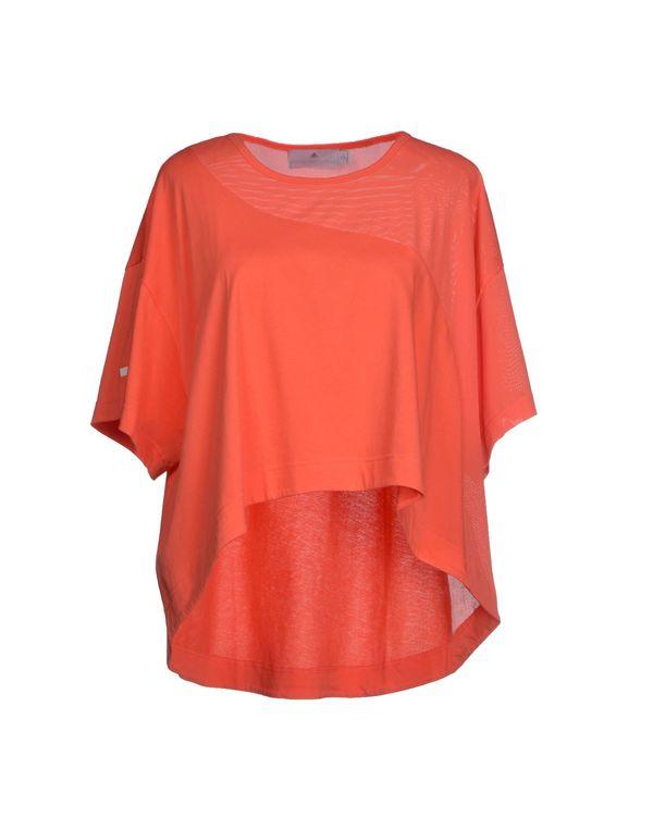 珊瑚红 ADIDAS BY STELLA  MCCARTNEY T-shirt